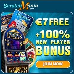 7 EUR free bonus