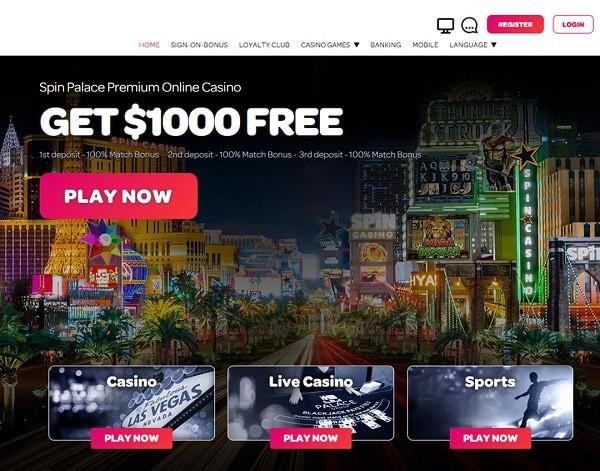 $1000 Free Welcome Bonus