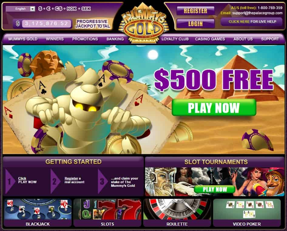 Play 500 free spins bonus!