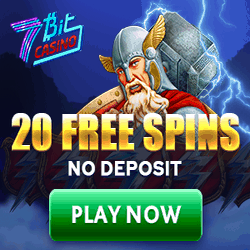 20 gratis spins on sign up