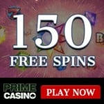 Prime Casino free spins