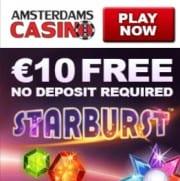 Amsterdams Casino free bonus