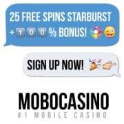 Mobo Casino free spins