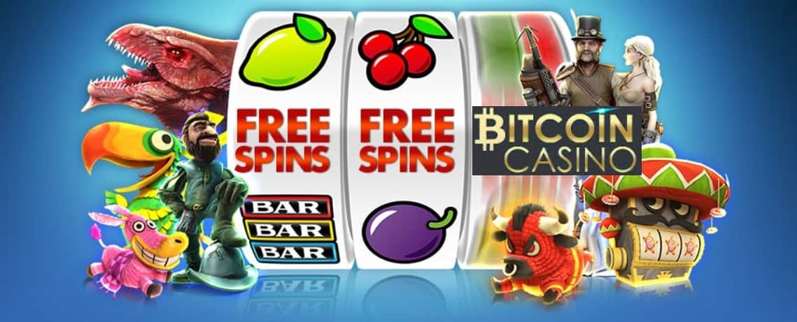 bitcoin casino free spins