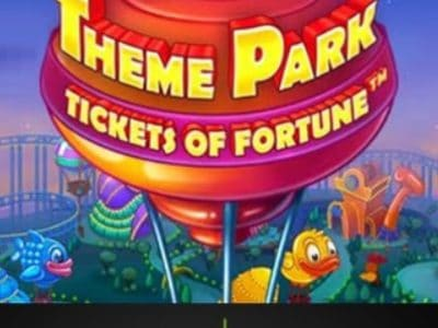 Theme Park Tickets of Fortune slot