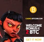 BitCoin Casino free spins