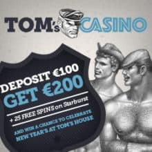 Tom's Casino free spins