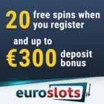 EuroSlots Casino | 100 free spins and 200% up to €600 bonus | review