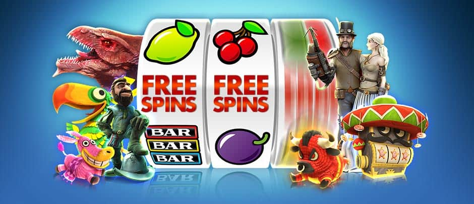 FREE SPINS - exclusive bonuses, no deposit required, gratis spins