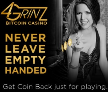 4Grinz Casino Review & Rating: 1/10 (Closed)