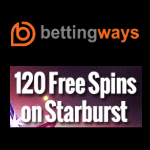 Betting Ways Casino - 250 free spins and 500% exclusive bonus