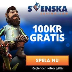 Svenska Casino free spins