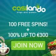 Casilando Casino free spins