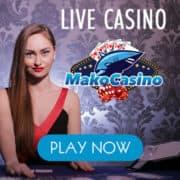 Mako Casino banner 250x250