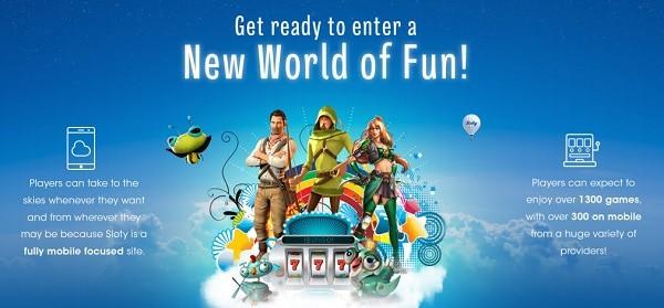 New World of Fun!