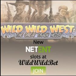 WildWildBet Casino - 100% Bonus and Free Spins by Netent & Evolution