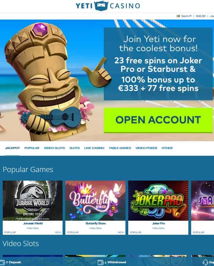online casino review gratis