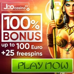 Joo Casino | 85 free spins and €300 (or 3 BTC) free bonus - bitcoins!