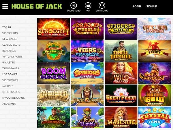 HouseOfJack.com Review