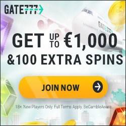 Get 100% bonus + €1000 gratis + 100 free spins on NetEnt slots!