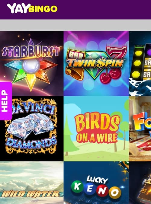 Yay Casino Free Spins