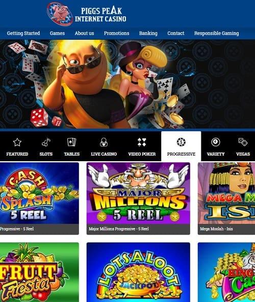 Piggs peak free casino games play for fun casino slot games