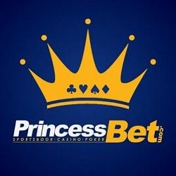 PrincessBet Casino 50 free spins on sign up - no deposit bonus