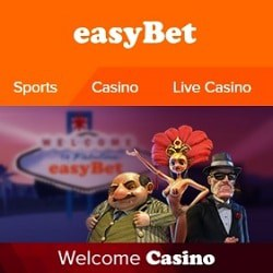 700 EUR welcome bonus & free spins on deposit