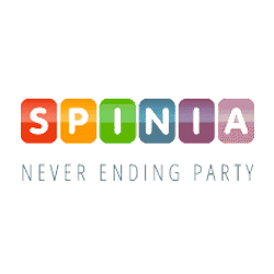 Spinia Casino 125 free spins + €/$1250 welcome bonus (SoftSwiss)
