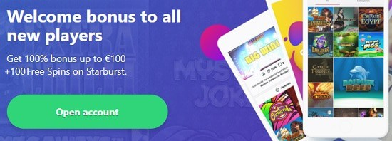 welcome bonus - register and login for free