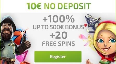 Lapalingo Casino register for free