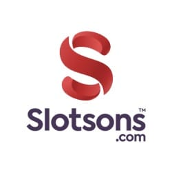 Slotsons Casino 100 free spins and €150 welcome bonus