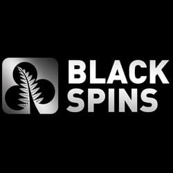 Black Spins Casino 150 free spins and £400 welcome bonus