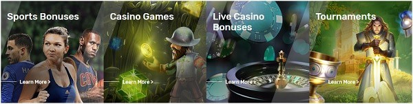 CampoBet Casino bonuses and promotions