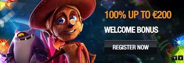 Casino Sieger 100% welcome bonus and free spins