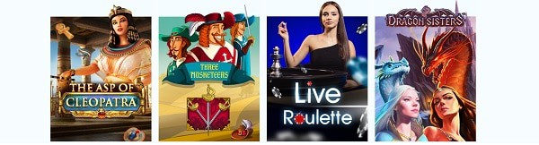 LibraBet Casino games and software providers