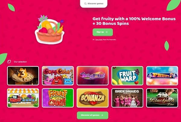 Fruity Casa Casino Review