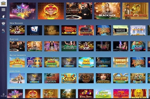 CasinoGods.com Review