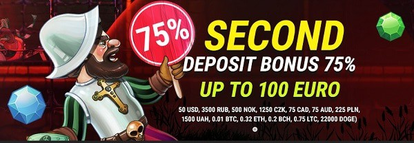 Fastpay match bonus and free spins