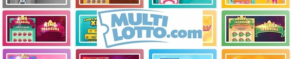 MultiLotto 170 free spins + 300% welcome bonus