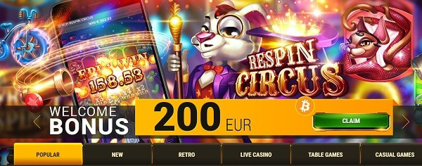 Games and Software at ArgoCasino