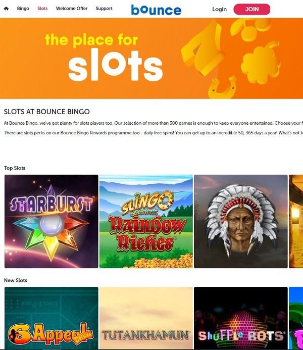 Bounce Bingo Casino Full Review