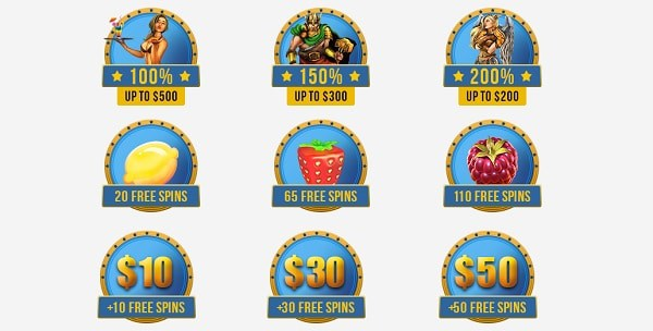 Exclusive promotions and bonuses for loyal players