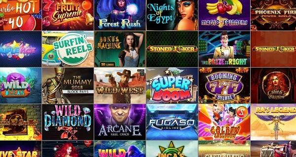Bet2U.com Games