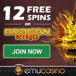 Emu 12 gratis spins
