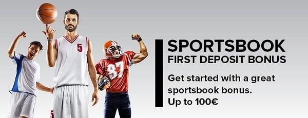 Legolasbet Sportsbook bonus