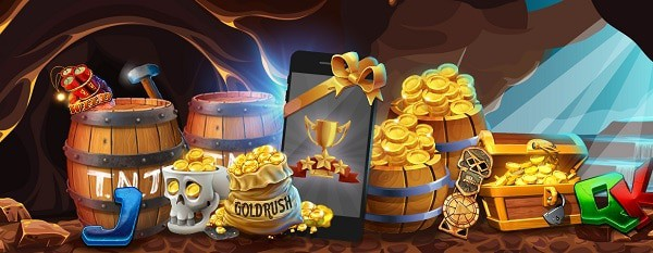 VIP offers, tournaments, loyalty rewards