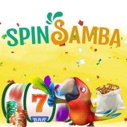 Get 200 free spins + €/$1000 welcome bonus at SpinSamba.com