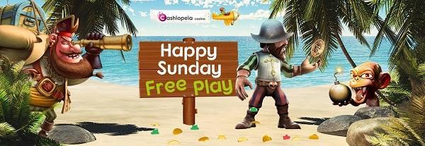 Sunday Free Play Bonus