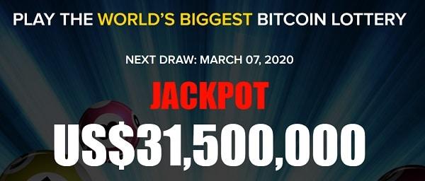 Bitcoin Lotto Games